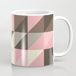 Triangles [strawberry mousse] Coffee Mug