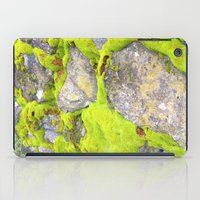 moss iPad Cases featuring Moss by Post Haste Art