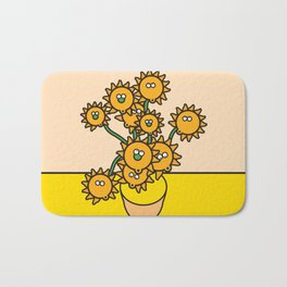 Ooh Zoo – art-series, Van Gogh Bath Mat
