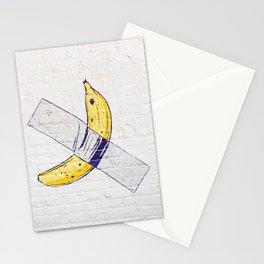 Funny Banana Art Stationery Cards