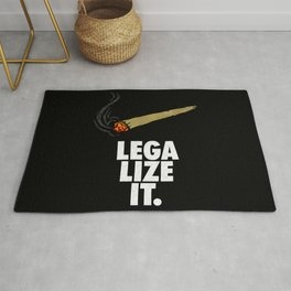 Legalize It  Rug