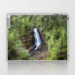 Miners Falls, Munising, Michigan. Laptop & iPad Skin