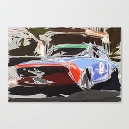 GTV Canvas Print