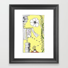 Inspiration and Dreams Framed Art Print