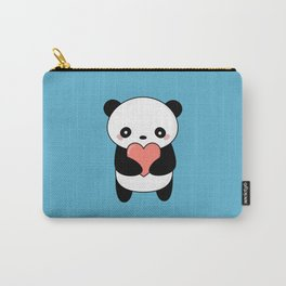 Kawaii Cute Panda Bear Carry-All Pouch