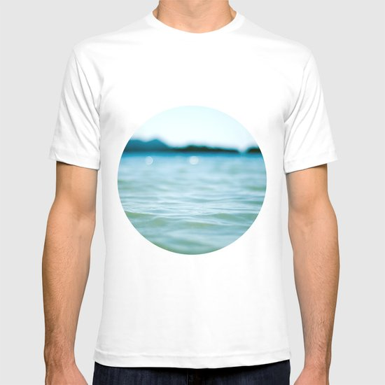 Nautical Porthole Study No.4 T-shirt