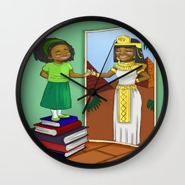Finding my inner Queen Wall Clock