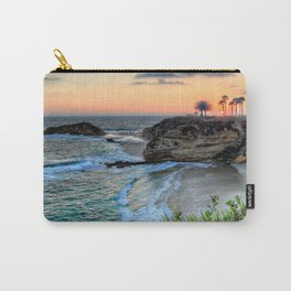 Goff Cove Sunset 1 Carry-All Pouch