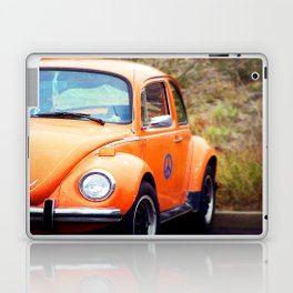 Peace Bug in Color Laptop & iPad Skin