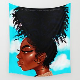 PUFF 2018 Wall Tapestry