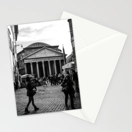 Rome: Pantheon Stationery Cards