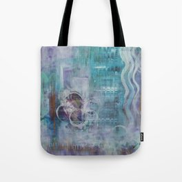 Living in the Mystery Tote Bag