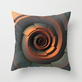 Forgive My Little Imperfections Throw Pillow