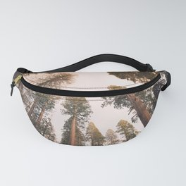 Sequoia Sunset Fanny Pack