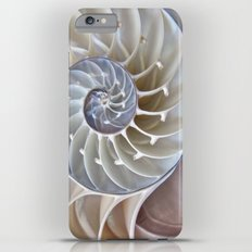 Nautilus Shell iPhone 6 Plus Slim Case