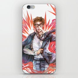 Kingsman: Get Ready For It iPhone Skin