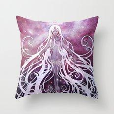 Andromeda 6 Throw Pillow
