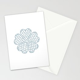 The Waffle Stationery Cards