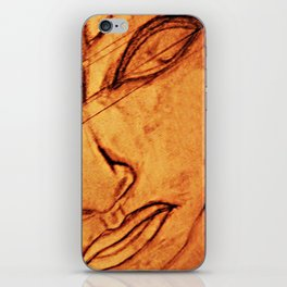 What Comes Before, What Lies Beneath From a Different Perspective iPhone Skin