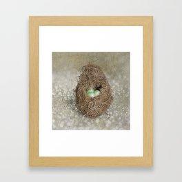 Little Treasures Framed Art Print