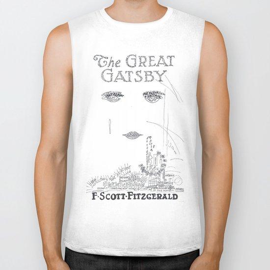 The Great Gatsby Biker Tank
