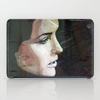 the lights iPad Cases featuring LIGHTS by SAMHAIN