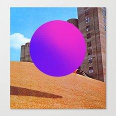 Modernismo Canvas Print