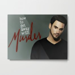 Connor Walsh Metal Print