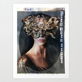 The High Preistess Art Print