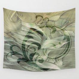 Goddess at Dawn Wall Tapestry