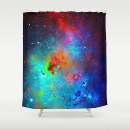 Everything is nothing 29 (therefore it was beautiful) Shower Curtain