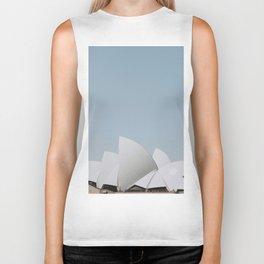Sydney Opera House Biker Tank
