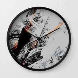 6718 Wall Clock