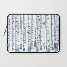 Fox in the woods Laptop Sleeve