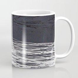 White Lines #2 Coffee Mug