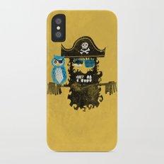 Trendy Pirate  iPhone X Slim Case