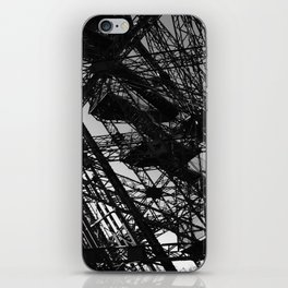 Steel iPhone Skin