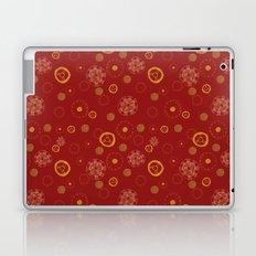 Arc Reactor Polka Dots Laptop & iPad Skin