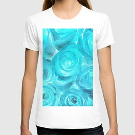 Blue Roses 727 T-shirt