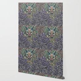 Bastet on the field Wallpaper
