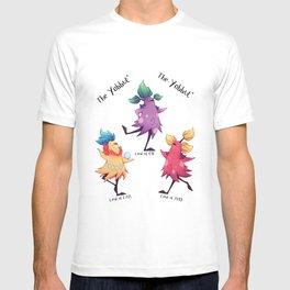 Dancing Yabbuts T-shirt