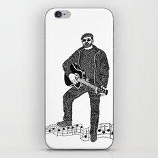 Rock 'N' Roll iPhone & iPod Skin