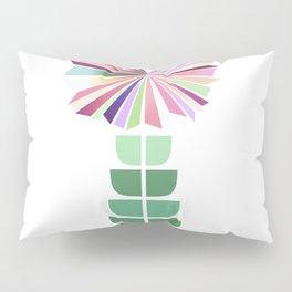 70ies flower No. 1 Pillow Sham