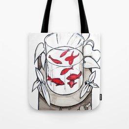 Matisse Goldfishes Tote Bag