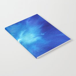 Blue Powder Notebook