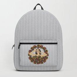 Croton Wreath Backpack