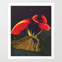 Nexus Emanation Art Print