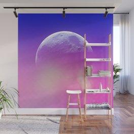 Dreamy Moon Wall Mural