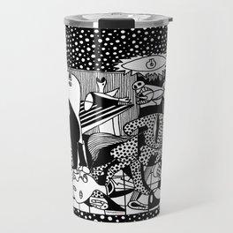 Picasso - Guernica Travel Mug
