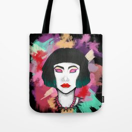 Makeup Maniac Tote Bag